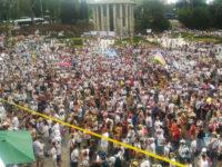 Manifestazione nazionale dell'11 giugno 2017 a Roma contro l'obbligatorietà dei vaccini