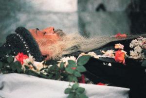 Funerale di Osho