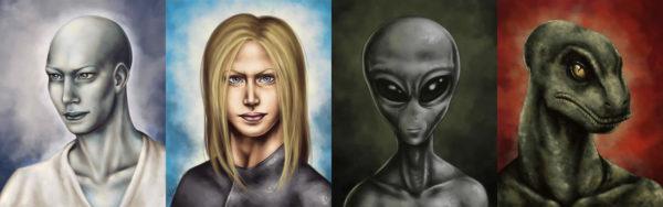 Razze extraterrestri