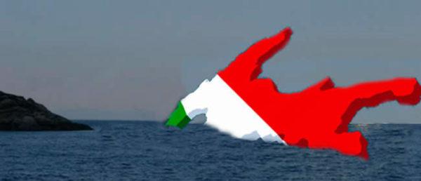 Italia che affonda