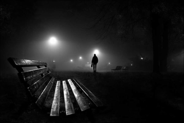 Notte buia dell'anima