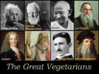 Grandi vegetariani