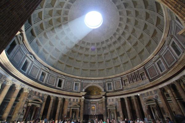 Pantheon interno