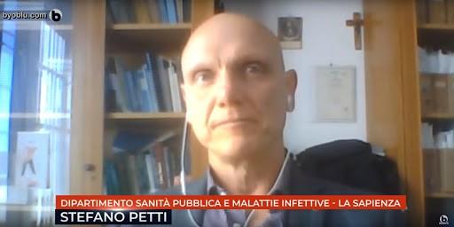 Risultato immagini per Stefano Petti, epidemiologo