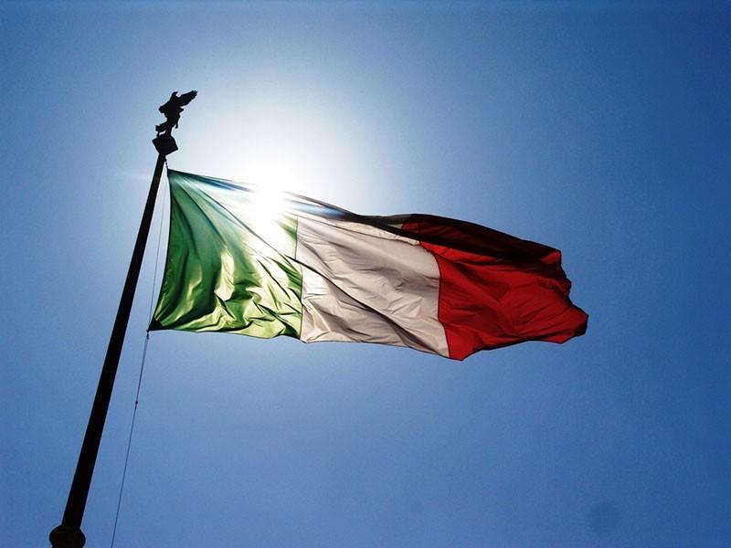 Risultato immagini per bandiera italiana