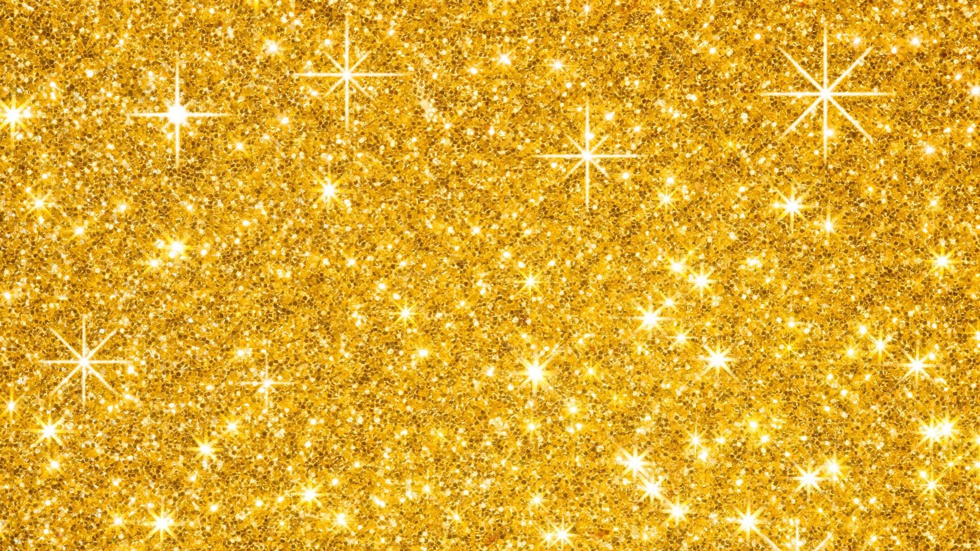 Gold Glitter Background HD Wallpaper | Sfondo | 1920x1080 | ID ...