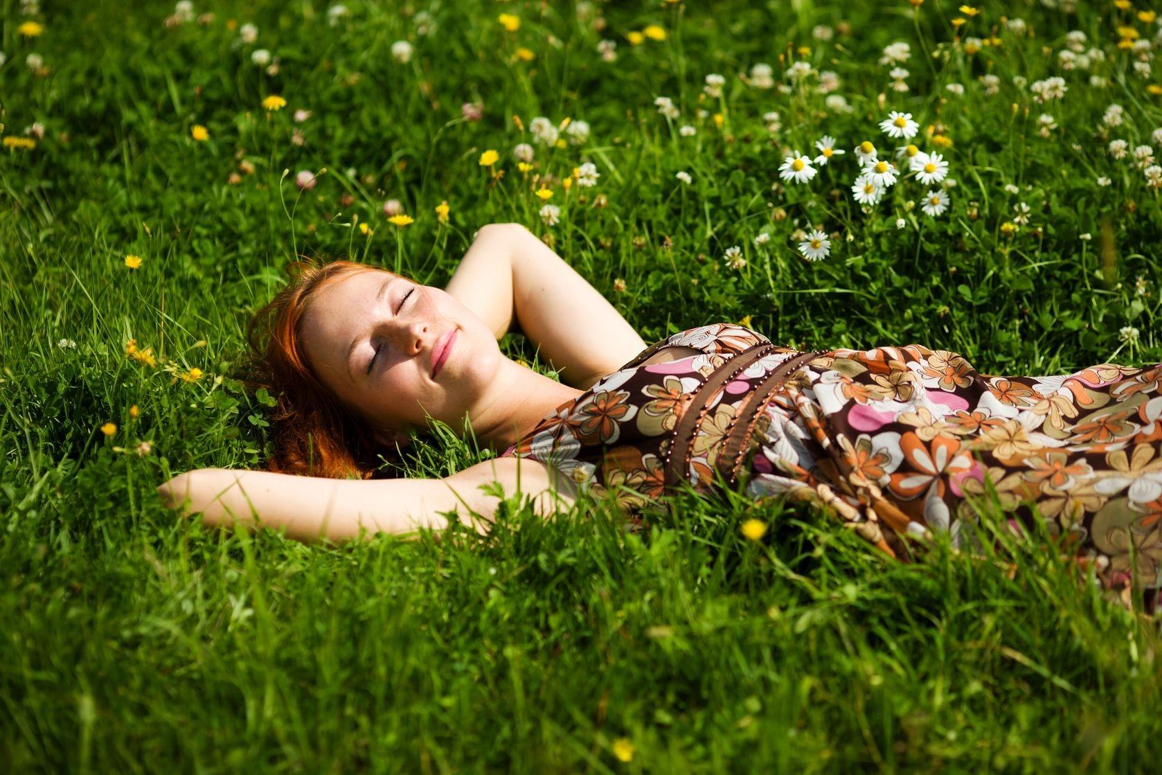Eco-terapia: a contatto con la natura, si sta meglio – Conoscenze ...
