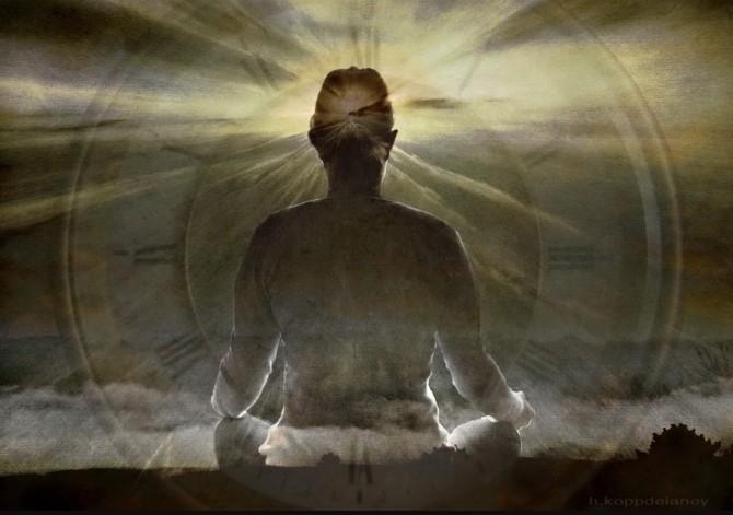 ▷ Preghiera del Guerriero di Luce ▷ Sotto un Arcobaleno di Luce ...