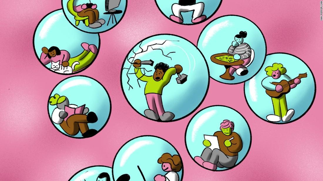 La guida dell'estraneo al distanziamento sociale