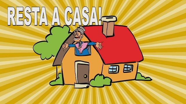 La filastrocca di Mario Cagol: Nonna Nunzia resta a casa - Salute ...