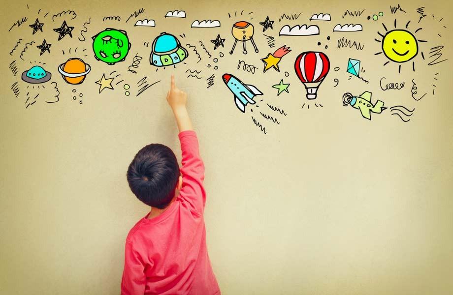Piccoli artisti: Ecco 5 consigli per potenziare la creatività dei ...