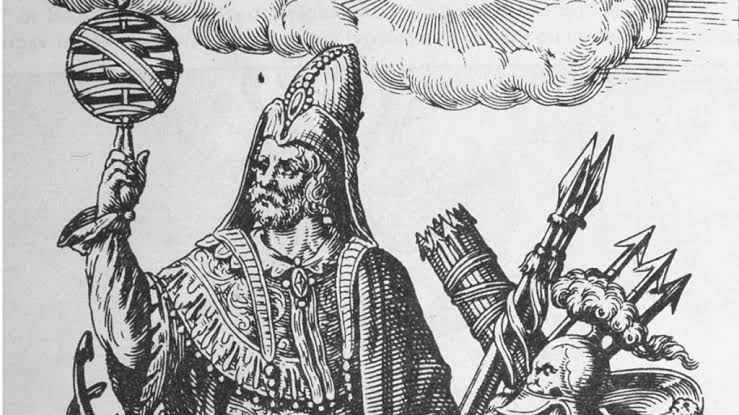 Hermes Trismegistus, the Three Times Great and Many Times Forged ...