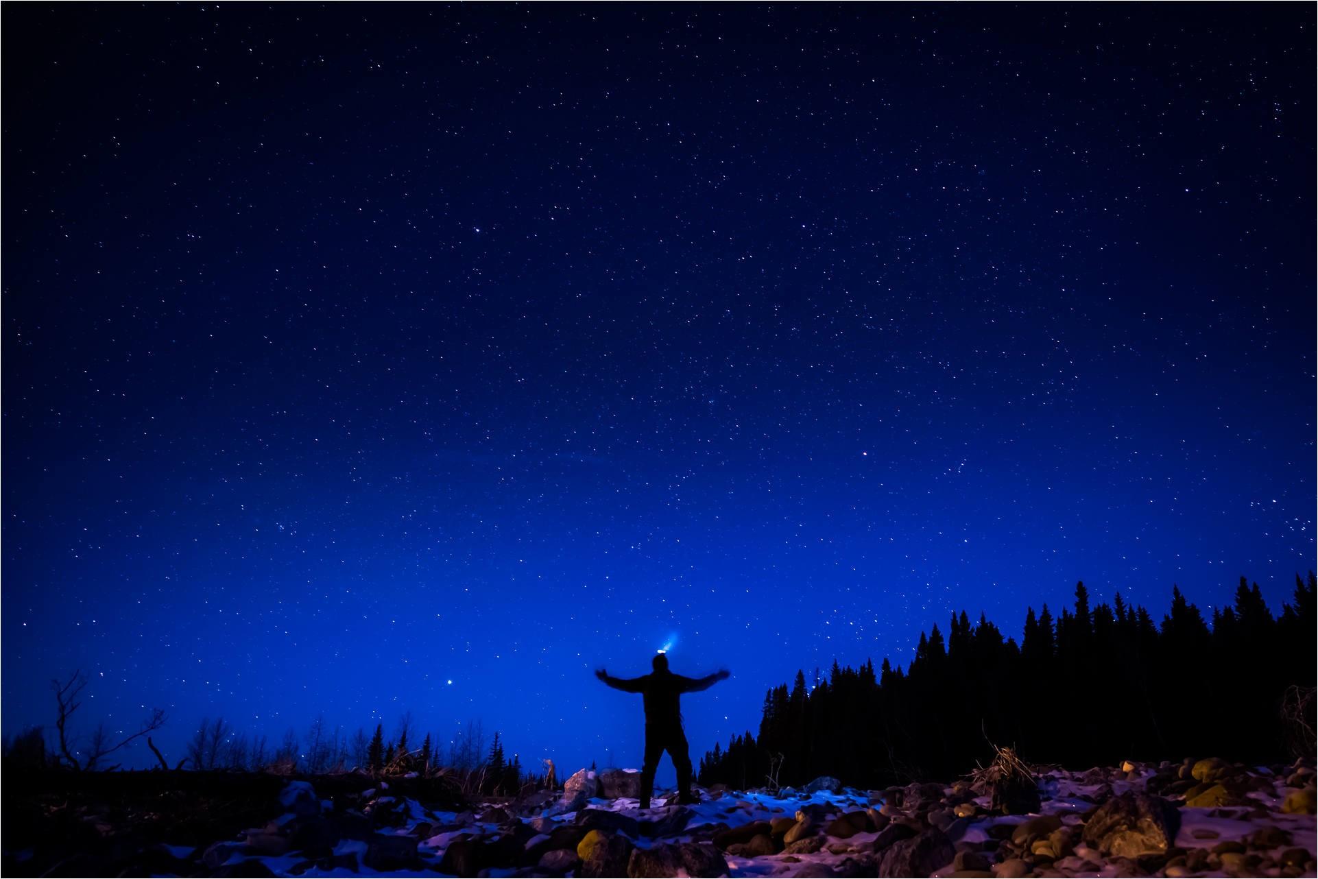 sky full of stars | Christopher Martin Photography