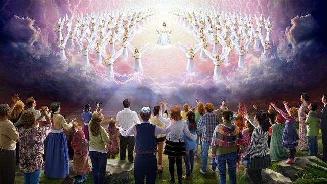 vangelo del giorno----Il Signore Gesù è tornato, come sappiamo?