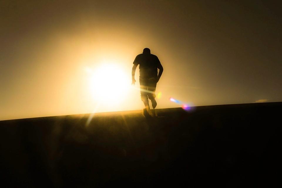 Buio Silhouette Uomo - Foto gratis su Pixabay