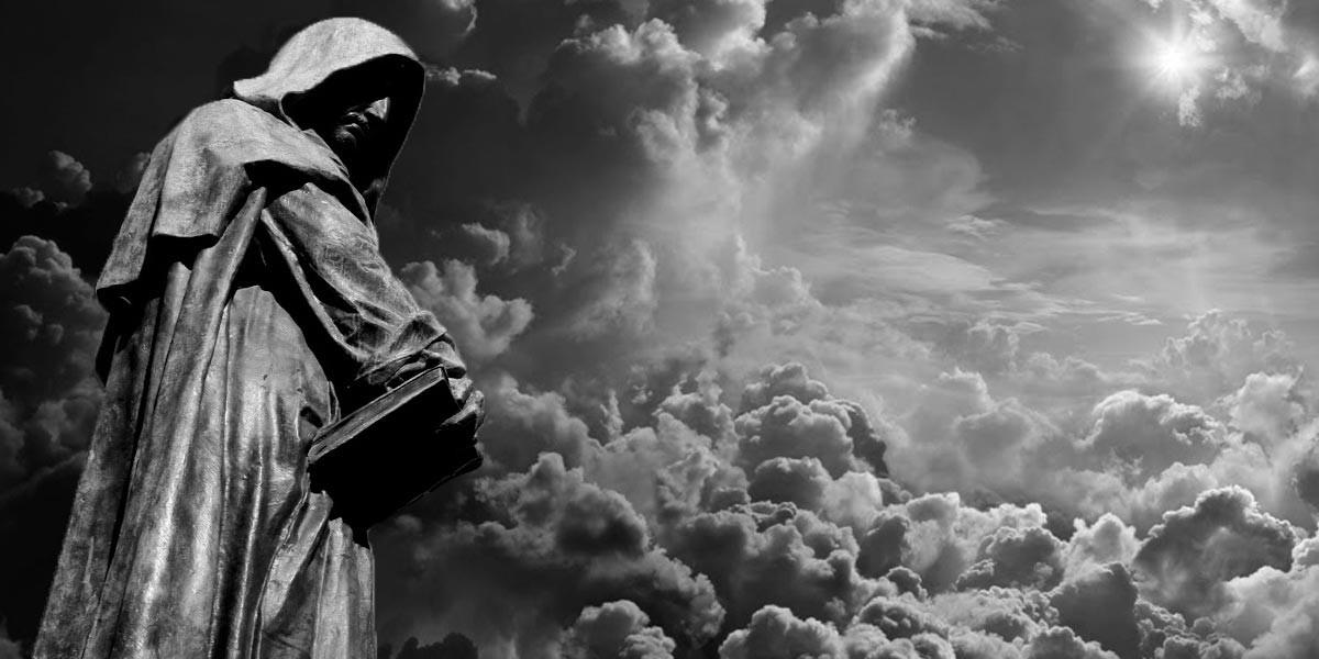 Giordano Bruno, Figlio d'Ermete – Luca Valentini - EreticaMente