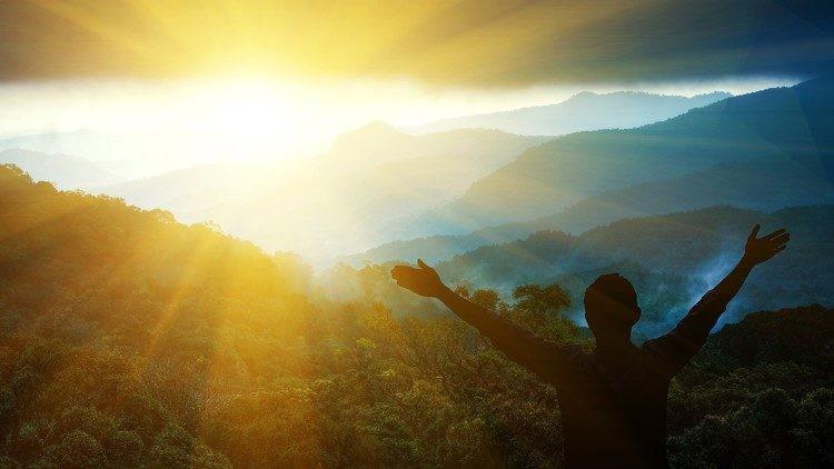 La gioia, respiro del cristiano - Vatican News