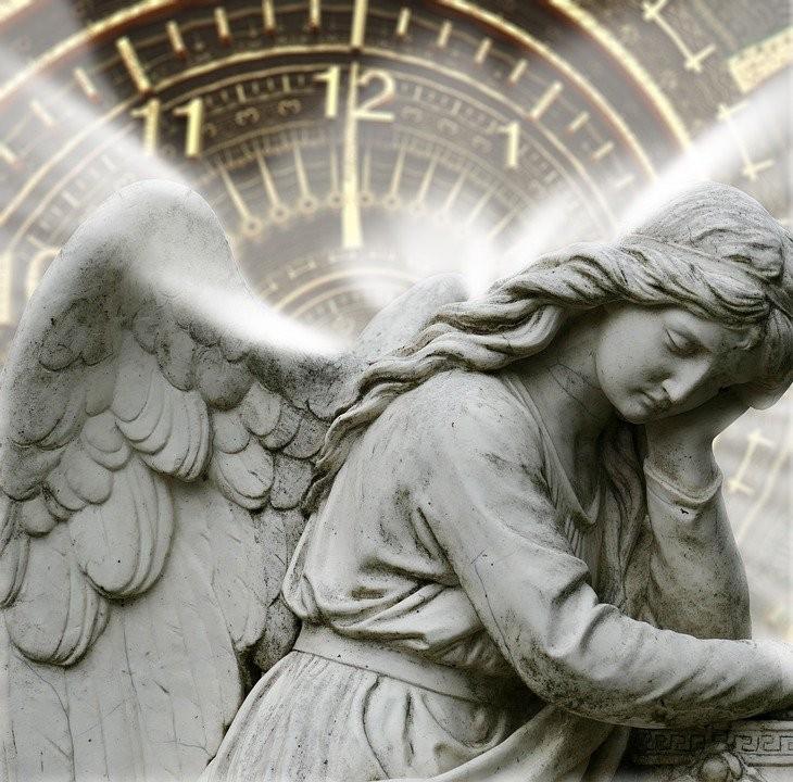 Tempo, Angelo, Passando Oltre, Morte, Reincarnazione