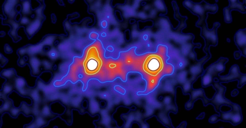 Materia oscura: l'ipotesi di una particella 'portale' e una quinta dimensione