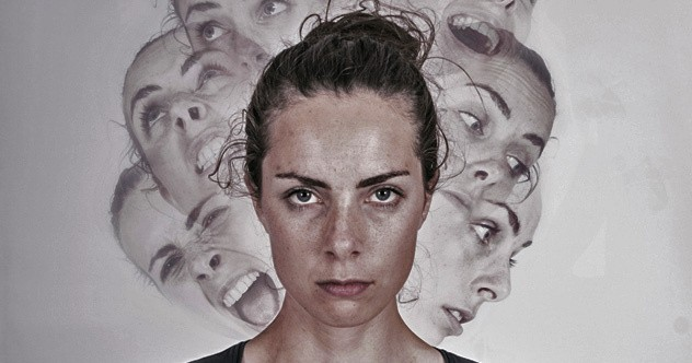Dissociative Identity Disorder (DID) – Art by Rob Goldstein