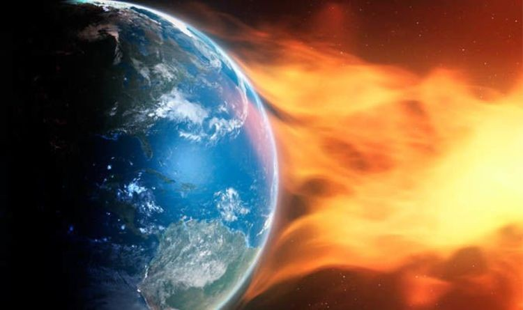 Solar flare WARNING: Intense space weather can destroy life on Earth
