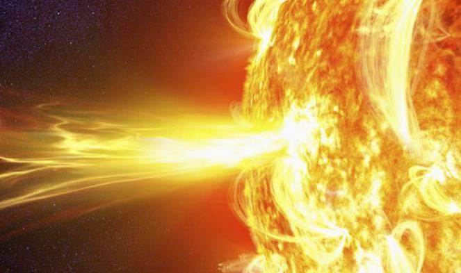 Scampato pericolo dal Sole, gigantesco brillamento il 23 Luglio ma diretto verso Marte « 3B Meteo