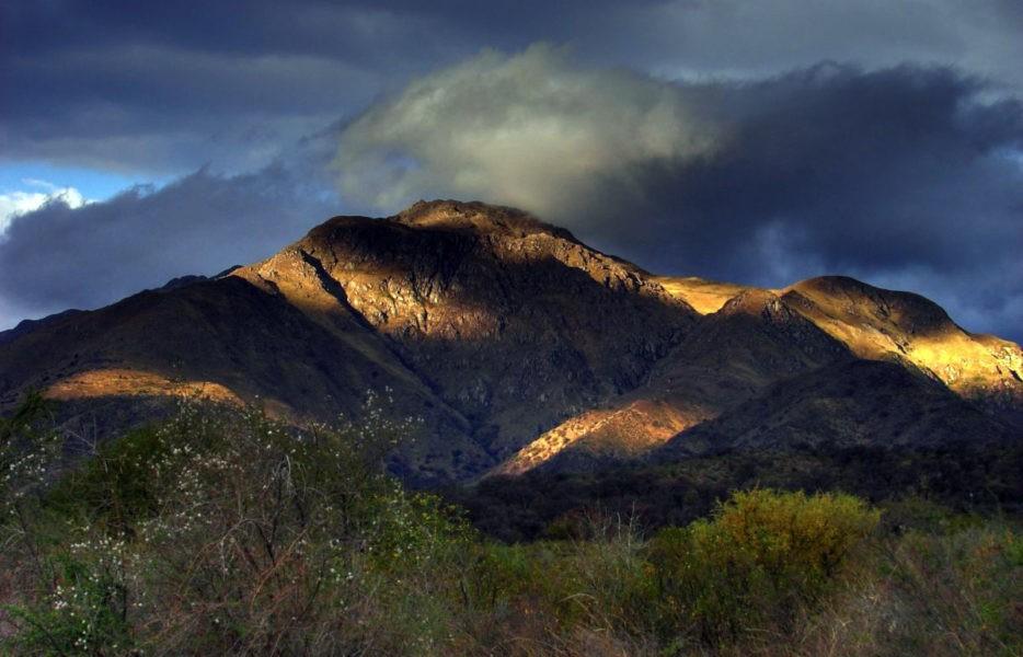 Leyenda del Cerro Uritorco